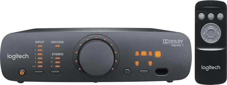 Lautsprecher Logitech Z906 (980-000468)