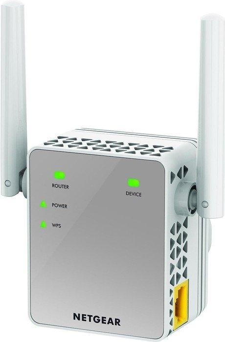 NETGEAR Wireless Range Extender AC750 EX3700-100PES