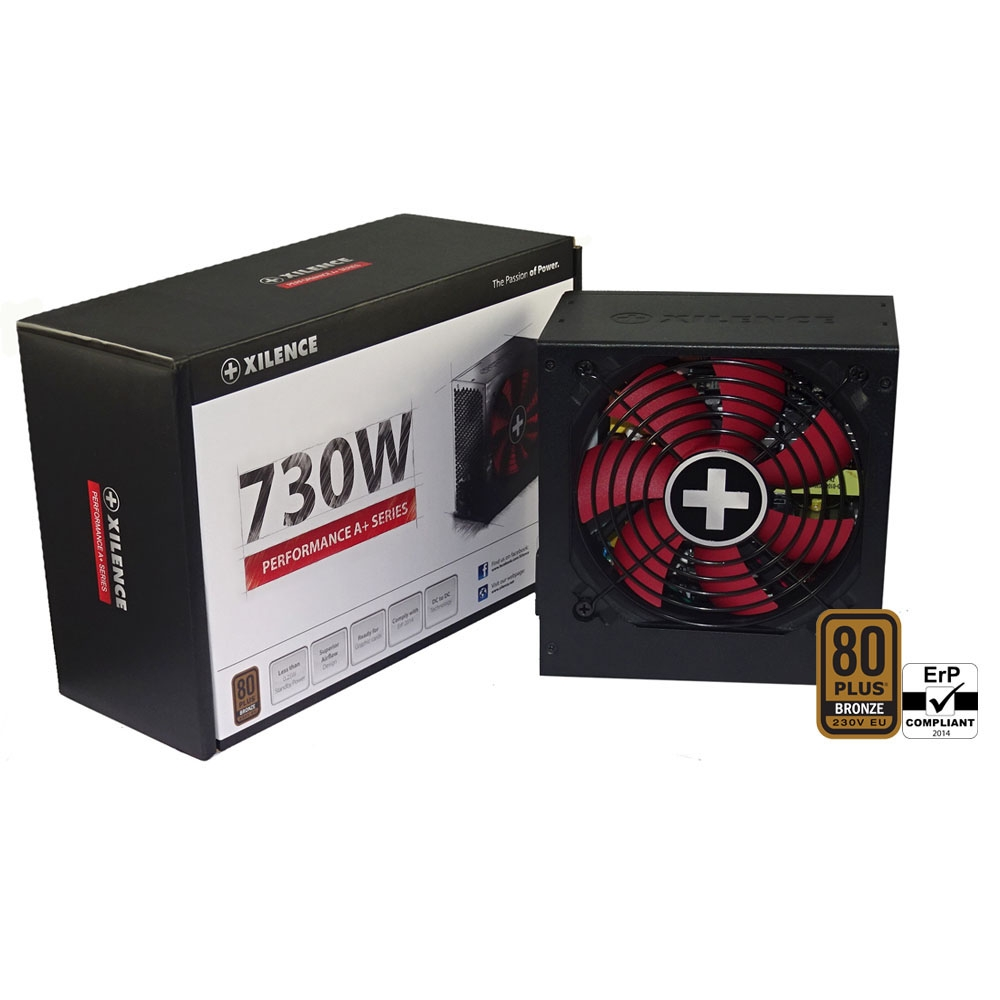 PC- Netzteil Xilence Performance A+ XP730 R8