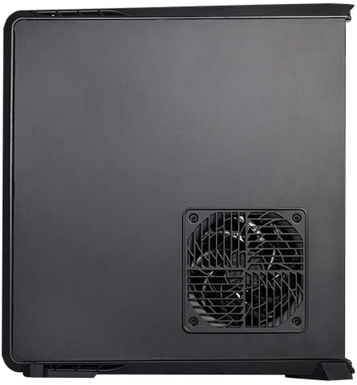 PC- Gehäuse Silverstone SST-RVZ01 Desktop Mini-ITX