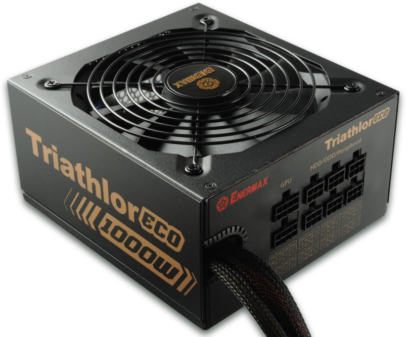 PC- Netzteil Enermax Triathlor ETL1000EWT-M