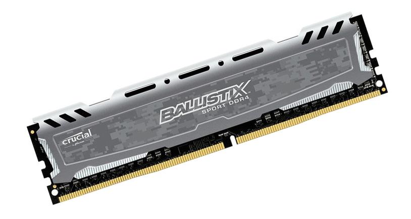 DDR4 16GB PC 2400 Crucial Ballistix Sport BLS16G4D240FSB retail