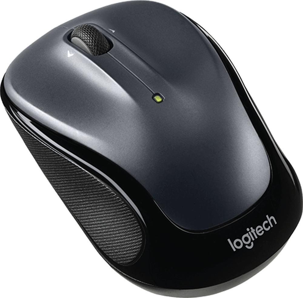 Mouse Logitech M325 Silver (910-002142)