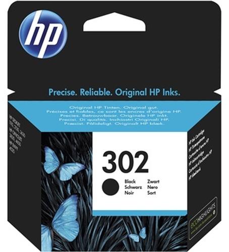 HP Tinte 302 Schwarz F6U66AE