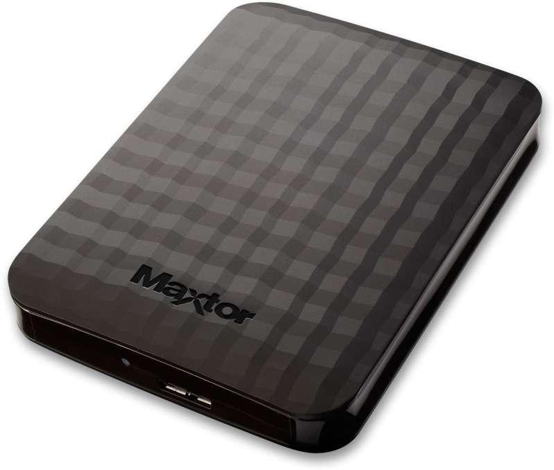 "HDD Extern Seagate/Maxtor 2,5"" 2TB STSHX-M201TCBM USB 3.0  black"