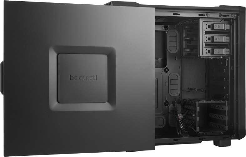 PC- Gehäuse BeQuiet Silent Base 600 - schwarz