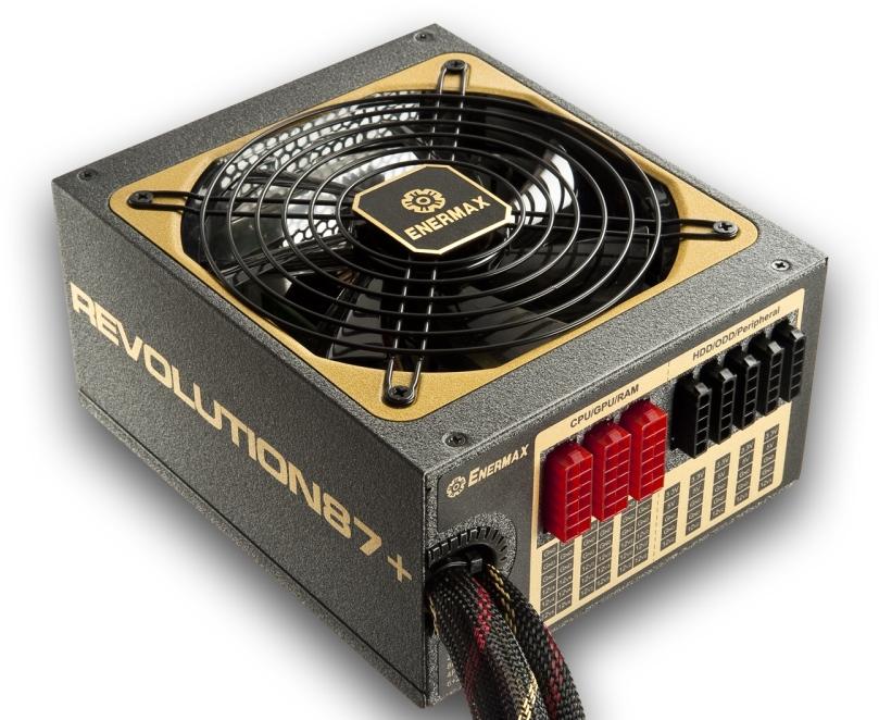 PC- Netzteil Enermax Revolution 87+ ERV1000EWT-G