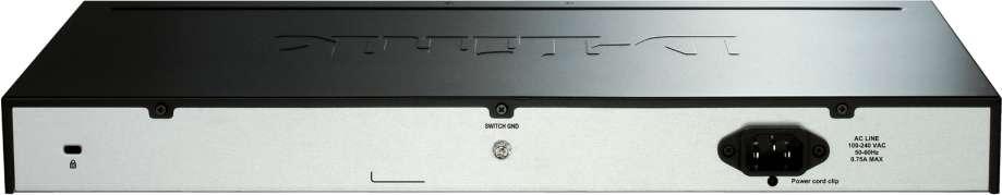 D-Link Switch Gigabit 28-port 10/100/1000 DGS-1510-28X