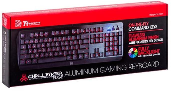 Keyboard Tt eSPORTS Challenger Edge