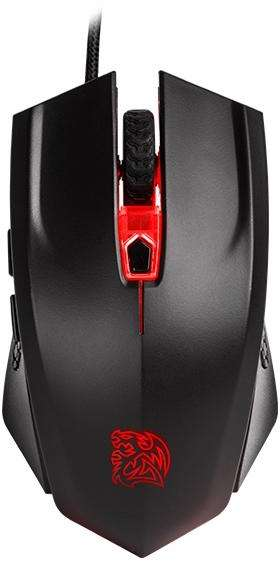 Mouse Tt eSPORTS Talon X RGB inkl. Mousepad