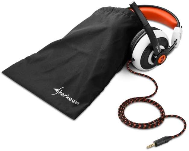 Headset Sharkoon Rush ER2 Weiss