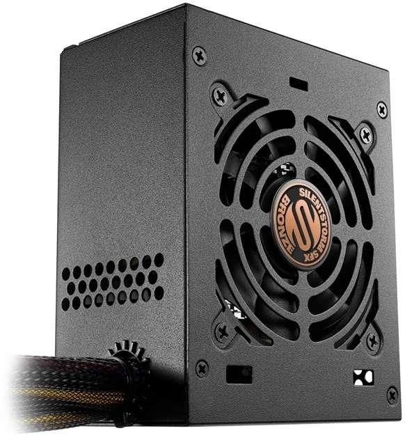 PC- Netzteil Sharkoon SilentStorm SFX 450W, 80+ Bronze