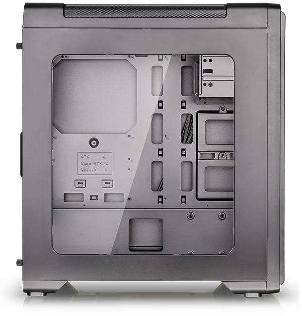 PC- Gehäuse Thermaltake Versa C21 RGB