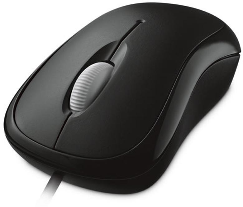 Mouse Microsoft Basic Optical (P58-00057)