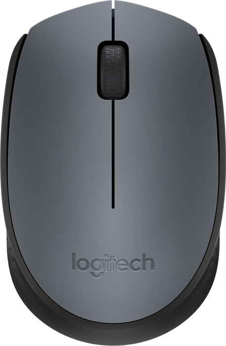Mouse Logitech M170 Wireless grey (910-004642)