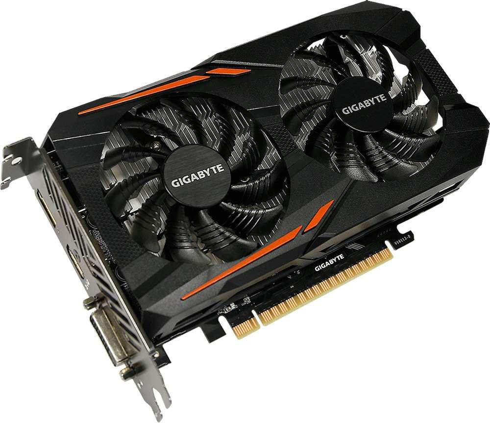 VGA Gigabyte GeForce® GTX 1050 Ti 4GB OC 4G