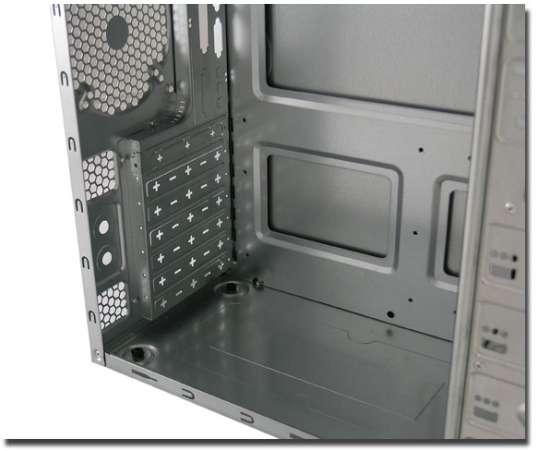 PC- Gehäuse LC Power 7024B+ inkl. 350 Watt Netzteil