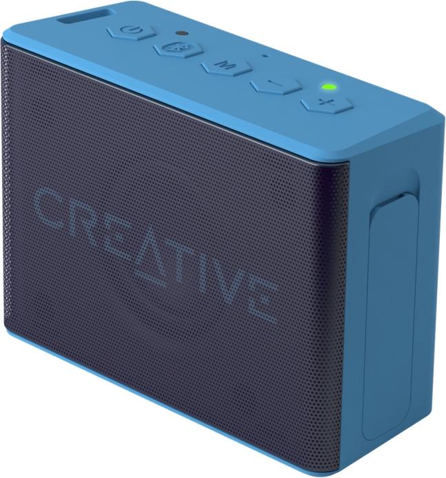 Lautsprecher Creative MUVO 2C BT Wireless 51MF8250AA002 blau