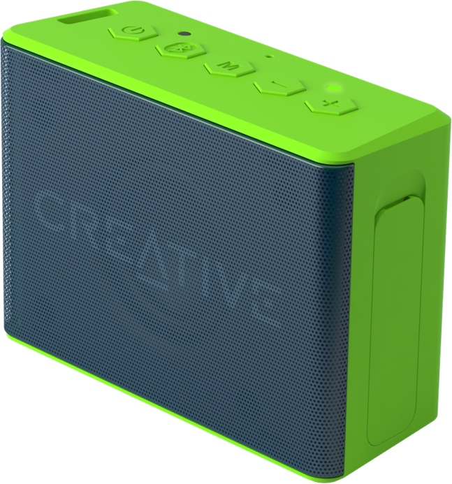 Lautsprecher Creative MUVO 2C BT Wireless 51MF8250AA003 grün