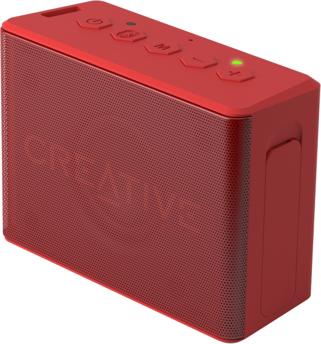 Lautsprecher Creative MUVO 2C BT Wireless 51MF8250AA001 rot