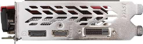 VGA MSI GeF. GTX1050 GAMING X 2G