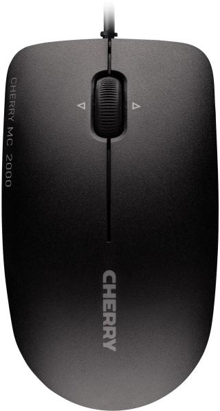 Mouse Cherry MC2000 schwarz (JM-0600-2)