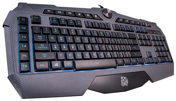 Keyboard Tt eSPORTS Challenger Prime Carbon Edition