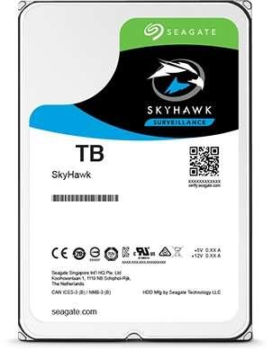 HDD Seagate SkyHawk ST4000VX007 4TB Sata III 64MB (D)