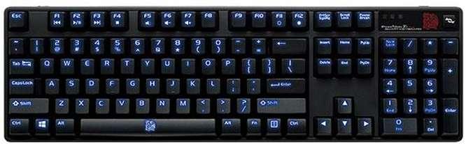 Keyboard Tt eSPORTS Poseidon Z Plus Smart