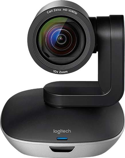 Webcam Logitech GROUP - Kit für Videokonferenzen (960-001057)