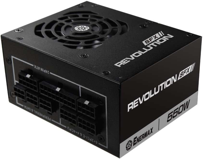 PC- Netzteil Enermax Revolution SFX 550W ERV550SWT