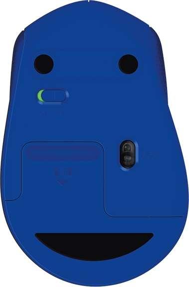 Mouse Logitech M330 Silent plus blau (910-004910)