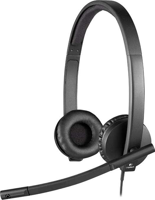 Headset Logitech H570e (981-000571)