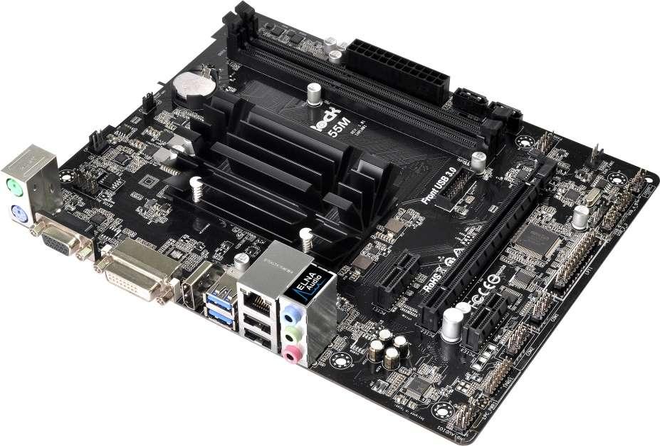 ASROCK J3355M (Intel CPU onboard) (D)