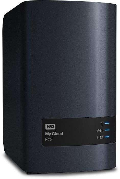 NAS Server WD 8TB My Cloud EX2 Ultra WDBVBZ0080JCH-EESN