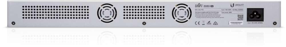UbiQuiti Security Gateway Router USG-PRO-4