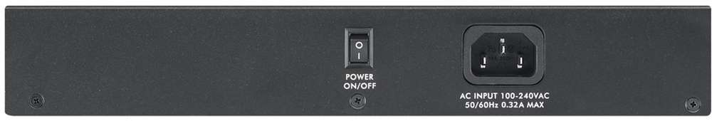 ZyXEL Switch 24-port 10/100/1000 GS1900-24E