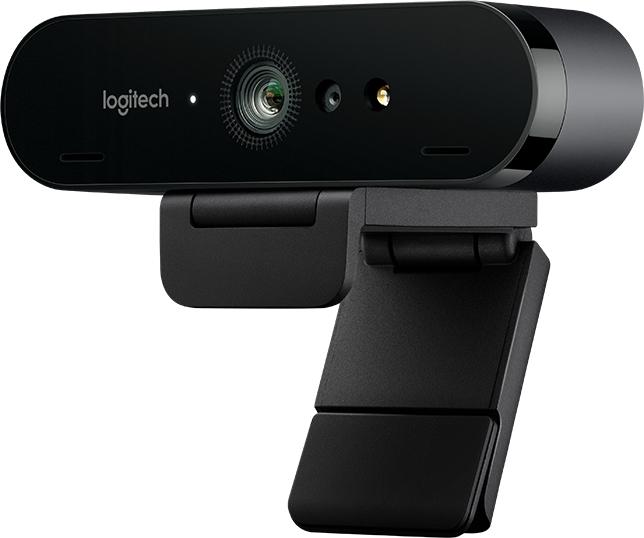 Webcam Logitech BRIO 4K Ultra HD (960-001106)