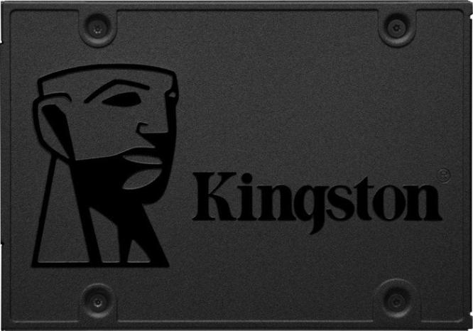 SSD Kingston A400 480GB Sata3  SA400S37/480G