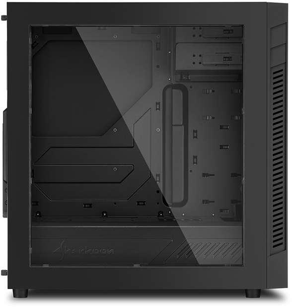 PC- Gehäuse Sharkoon S25-W