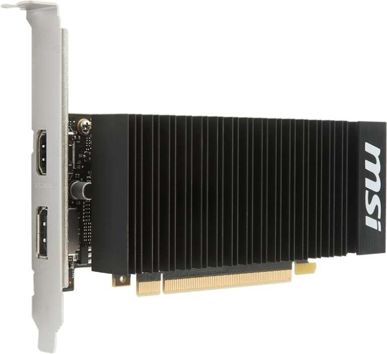 VGA MSI GeForce® GT 1030 2GB 2GH LP OC (Heatsink/LP)