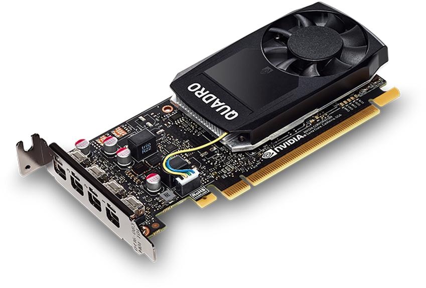 VGA PNY Quadro P1000 4GB GDDR5