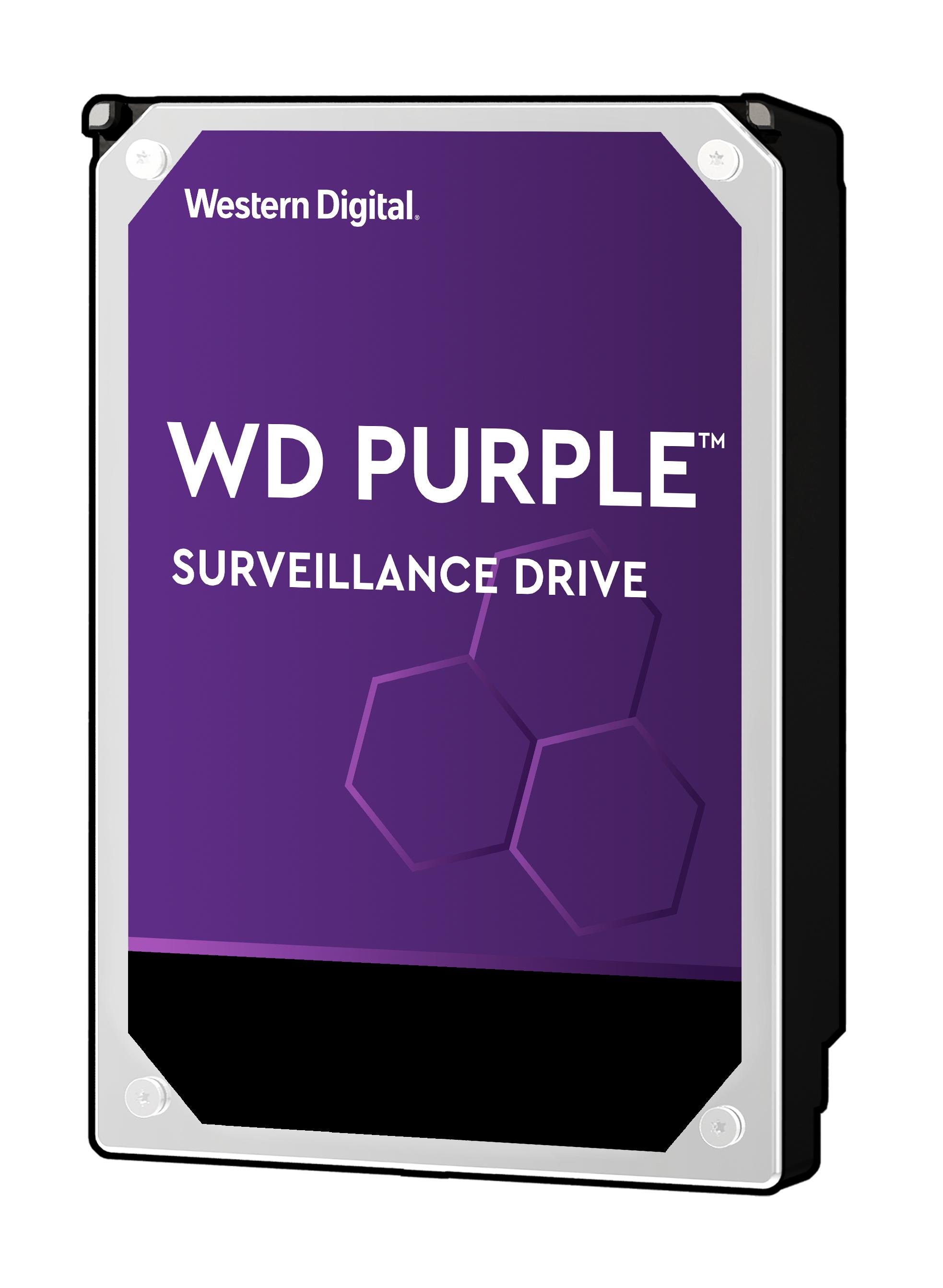 HDD WD Purple WD10PURZ 1TB/8,9/600 Sata III 64MB (D)