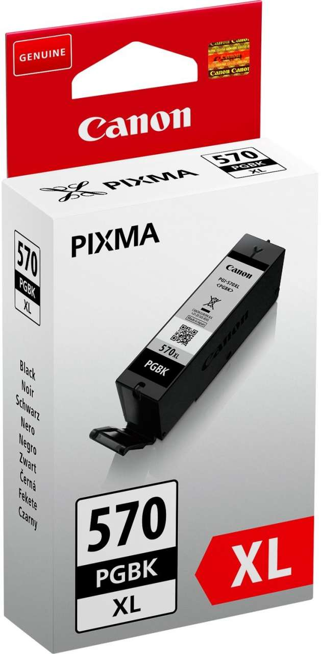Canon Tinte schwarz PGI-570PGBK XL 0318C001