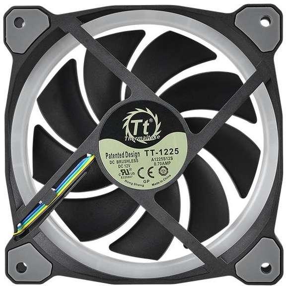 PC- Gehäuselüfter Thermaltake Riing 12 PLUS - RGB 3er Pack