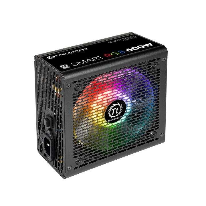 PC- Netzteil Thermaltake SMART RGB 600W 80+