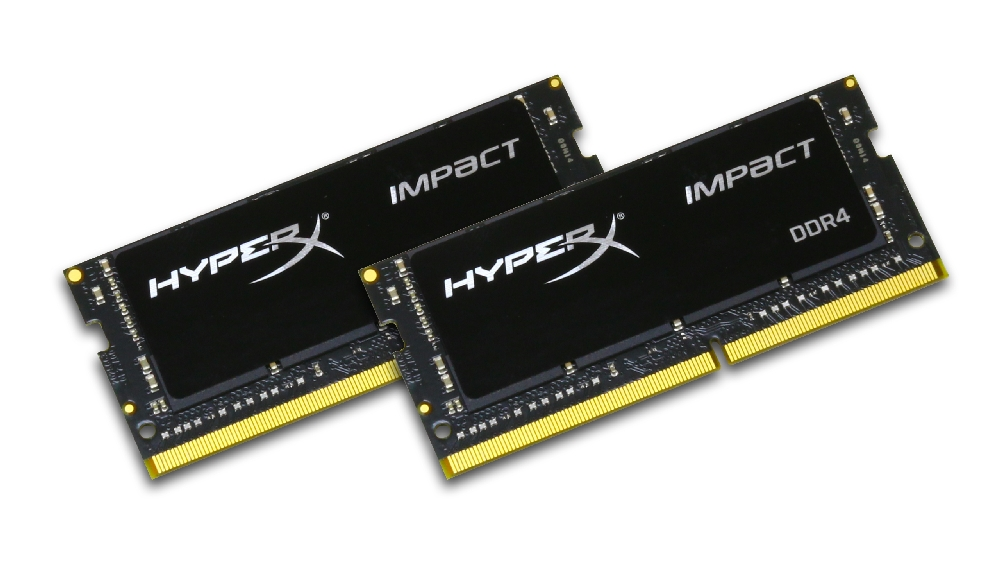 S/O 16GB KIT 2x8GB DDR4 PC 2666 Kingston HyperX Impact HX426S15IB2K2/16