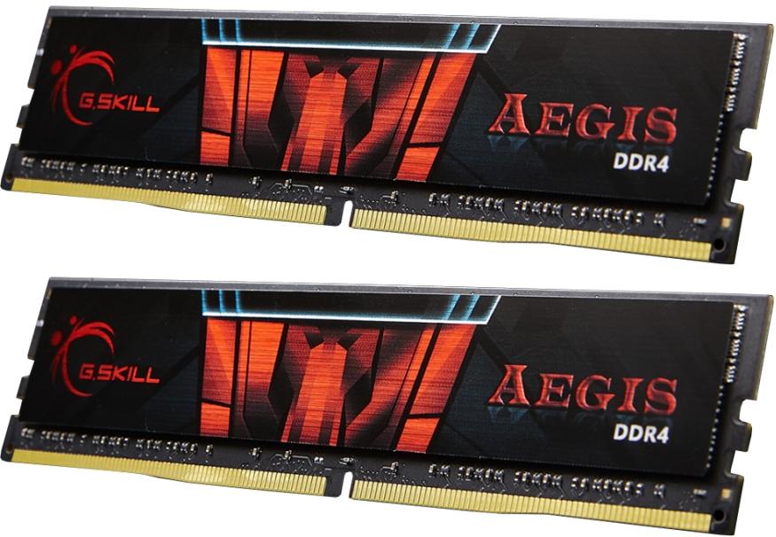 DDR4 16GB KIT 2x8GB PC 3000 G.Skill Aegis F4-3000C16D-16GISB