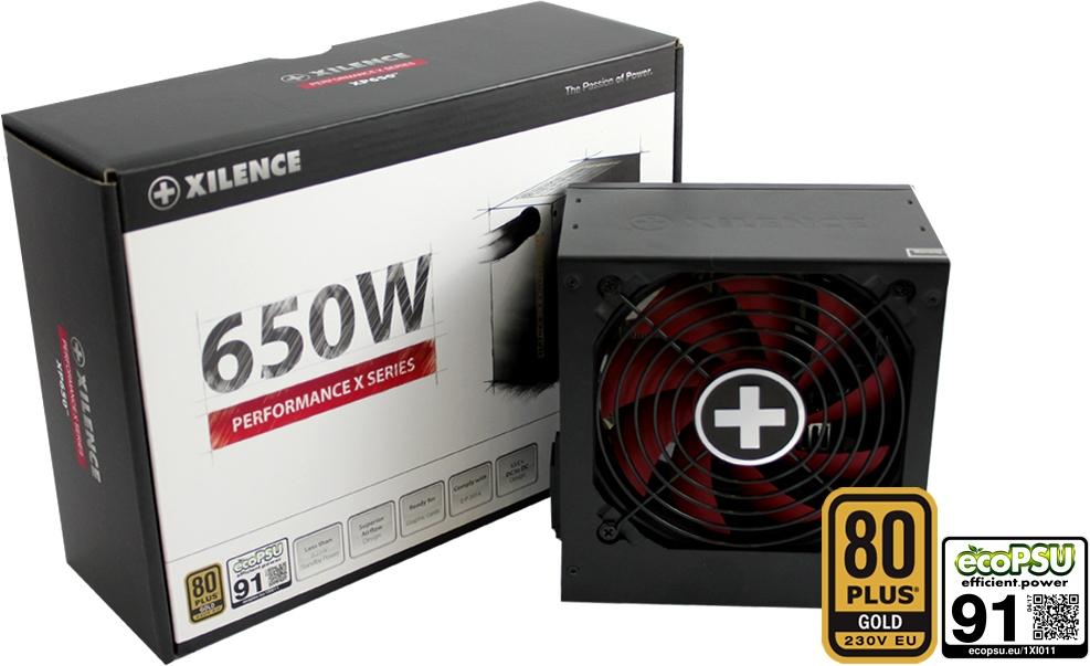 PC- Netzteil Xilence Performance X XP650 R9