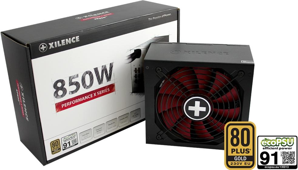 PC- Netzteil Xilence Performance X XP850 R9